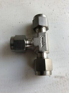 Swagelok SS-400-3 1/4 Tee
