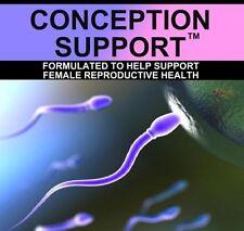 Female Fertility Pills Pregnancy Sperm Ovulation Conception Hormonal Balance