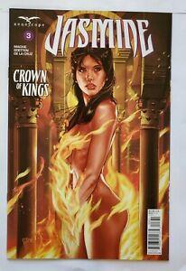 Jasmine: Crown of Kings #3C  Zenescope comics Sexy Risque cover