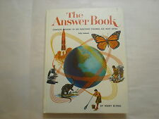 The Answer Book, Mary Elting, Grosset & Dunlap, 1963