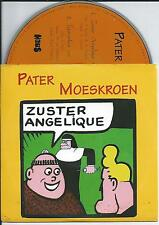 PATER MOESKROEN - Zuster Angelique CD SINGLE 2TR 1994 CARDSLEEVE HOLLAND
