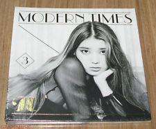 IU Modern Times 3RD ALBUM NORMAL EDITION K-POP CD & FOLDED POSTER SEALED