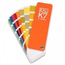 RAL K7 guide Classique-montre tous les coloris RAL CLASSIC. la dernière version