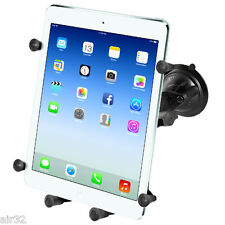 "RAM X-Grip Suction Cup Mount for iPad Pro 12.9, Microsoft Surface, 12"" Tablets"