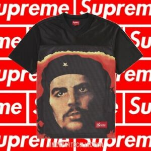 Supreme Che Guevara Football Top Black (M) Medium Brand New, Authentic, Sold Out