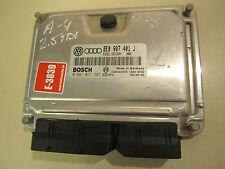 8E0907401J Audi A4 2,5TDI 2003.y Motorsteuergerät / Engine CU 8E0 907 401 J