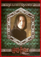 HARRY POTTER - ORDER OF THE PHOENIX - Card #012 - SEVERUS SNAPE - ArtBox 2007