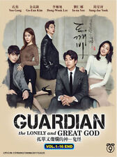DVD Korean Drama Guardian The Lonely and Great God