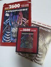 XENOPHOBE -  atari 2600