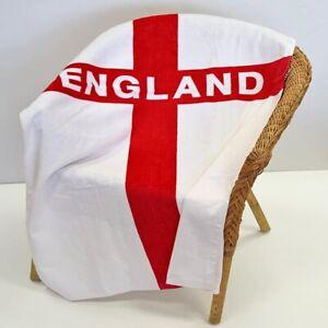England St George beach towel