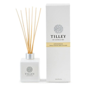 Tilley Austraila Reed Diffusers Lemongrass Soy 150ml Diffuser