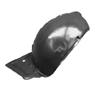 IN1248112 New Replacement Driver Side Front Inner Fender 63845JL03A