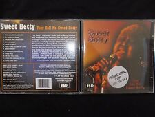 CD SWEET BETTY / THEY CALL ME SWEET BETTY /