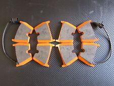Girodisc S/S Front Brake Pads for Audi / Lamborghini 8 Piston Caliper - SS-1029