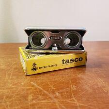 Vintage Tasco Opera Glasses Model 540