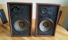 Vintage Acoustic Research AR7 HIFI altavoces de estantería soporte/montaje - 60 W