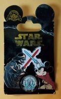 Star Wars Darth Vader Mickey Mouse Sith/Jedi spinner Pin from 2008