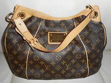 Authentic Louis Vuitton Monogram Galliera PM Handtasche