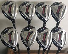 "New Graphite Senior Flex Single Length 37"" Integra i-Win Hybrid Golf Club Set"