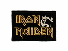 Iron Maiden Patch Heavy Metal Music Band