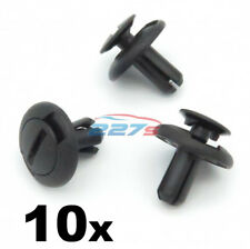 10x Engine Cover Clips & Radiator Grille Trim Clips- Fits some Subaru 90914-0063