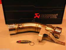 Decatalizzatore Link Pipe Akrapovic L?K10SO4/1 per Kawasaki ZX10R 2008 08>10