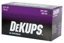 DeVilbiss DeKups DPC-606 Reusable 24 Oz. Sleeves & Lids - 802759