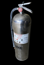 Kiddie PRO2.5WM Stainless 2.5 Gallon Water Fire Extinguisher Class 2A
