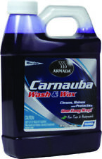 Armada Marine Boat Soap Wash With Carnauba & Wax 32 oz Cleans Shines & Protects