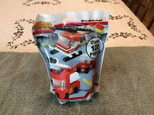 BEST-LOCK CONSTRUCTION TOYS Helicopter Fire Truck 120+ PIECES works with LEGO