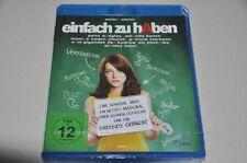 Blu Ray - Einfach zu haben - Emma Stone - Blueray Neu OVP