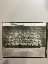 "1937 Philadelphia Phillies 8x10"" Baseball Team Photo by George Burke"
