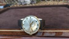 9ct Gold Vintage Watch Astral Made In England Gents