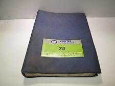 Catalogo ricambi originale Fiat Om 75 edizione 1977   [3515.17]