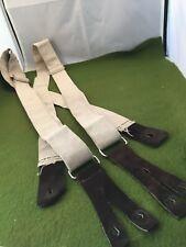 New listing Reproduction Civil War Reenactor suspenders Union Csa Civilian