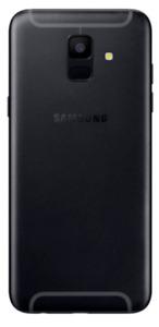 Samsung Galaxy A6 32GB SM-A600F-DS Dual SIM Schwarz Gold SIMLOCK FREI SMARTPHONE