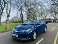 2018 Toyota Auris 1.8 Hybrid Automatic Icon Tech Estate Petrol/Electric Blue