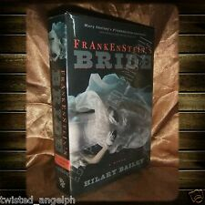 Book for Sale: Frankenstein's Bride by Hilary Bailey [Large Trade Paperback]