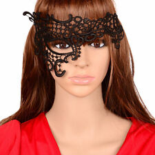 Details about  Venetian Filigree Masquerade Ball Mask Creepy Scary Party Fancy