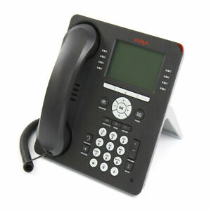 telephone Avaya 9508 Business IP Desk Phone handset 3 Months Warranty With Stand