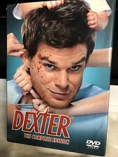 DEXTER COMPLETE EDITION SEASONS 1-6 DVD SHOWTIME SERIES 32 DISC SET (issues)