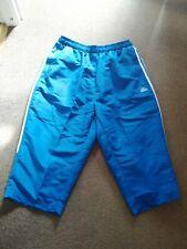 Men's Lonsdale Bright Blue Size Large 3 Quarter Pants