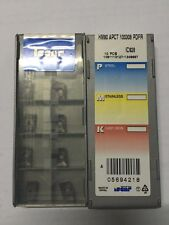 HM90 APMT 100308 PDFR IC928 ISCAR Carbide Inserts (Pack of 10)