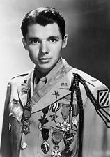 Audie Murphy PHOTO Medal of Honor Winner & World War II Hero Actor CMOH US Army