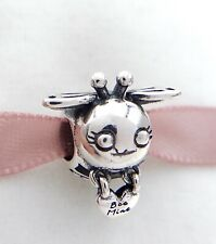 Authentic Pandora Silver 925 ALE Bee Mine Charm Bead 798789C01
