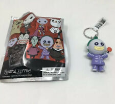 Nightmare Before Christmas Barrel Figural Keyring Keychain