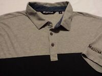 Travis Mathew Mens XL Short Sleeve Multicolor Athletic Polo Golf Shirt