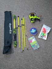 """5'6"""" Sougayilang Fishing Rod And Reel/extra accessory"""