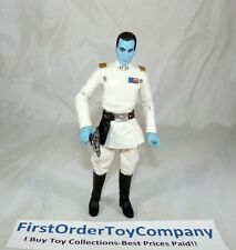 "Star Wars Black Series 6"" Inch Grand Admiral Thrawn Loose Figure COMPLETE"