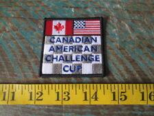 CAM AM RACING PATCH CANADIAN AMERICAN CUP SCCA PORSCHE FORD GT FERRARI CHEVY USA
